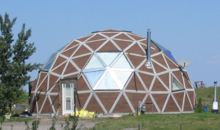 36 foot 1/2 Dome